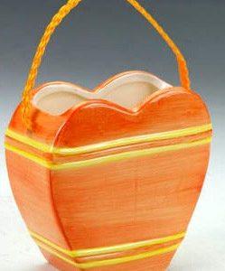 Vasetto ceramica colorato