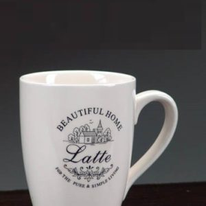 Tazza latte aust beauty home