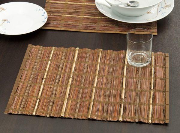 Tovaglietta in bamboo krea