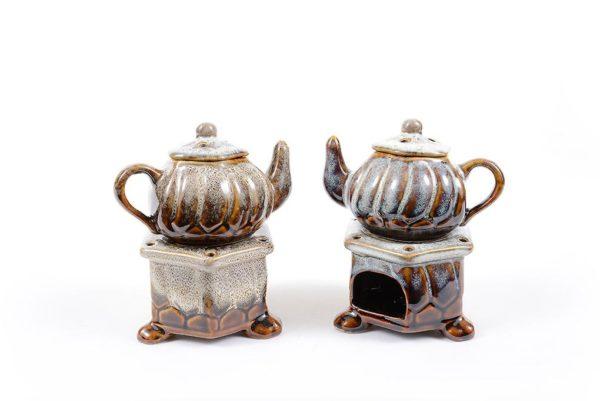 Fornelletto In Ceramica Grande