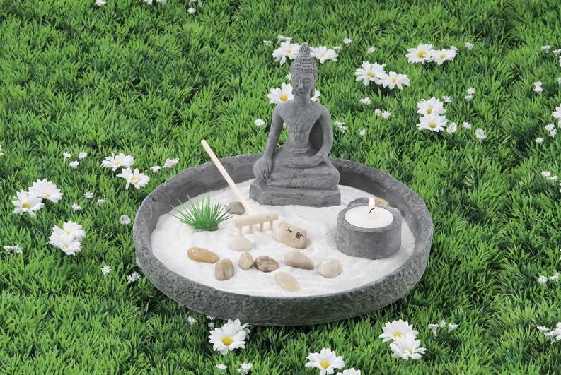 Giardino Zen Funzione : Giardino zen tondo ferrini gift
