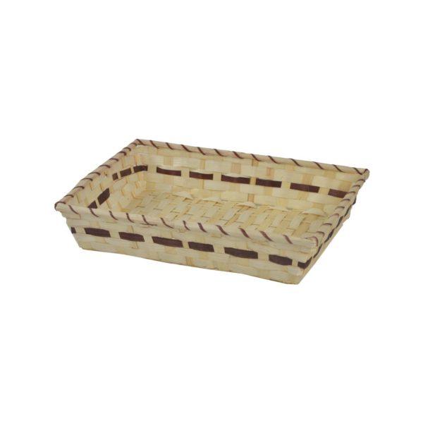 Cestina bambù viet bordo noce