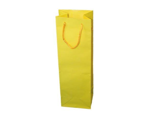 Busta portabottiglie con manico 5 Pz