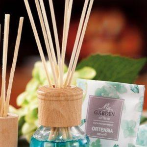 Diffusore di fragranza con bastoncini