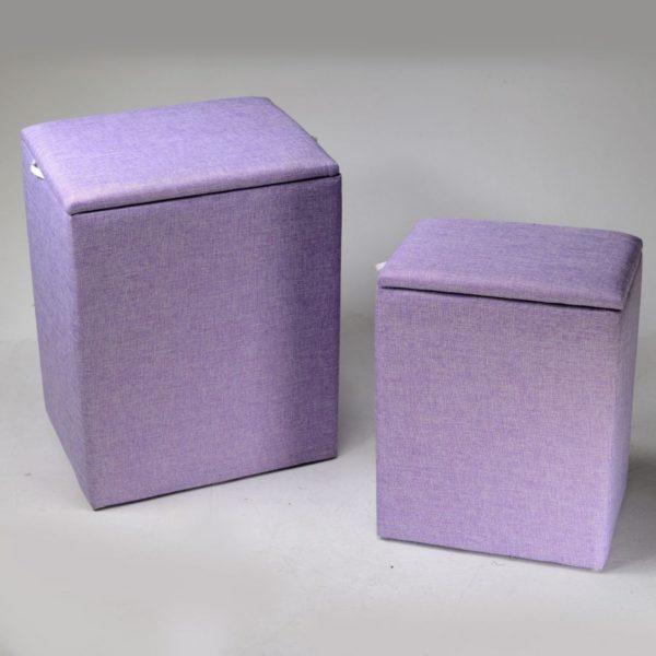 Cestone poliestere lilla