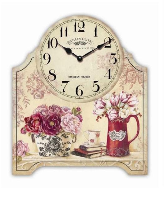 Orologio da tavolo MDF