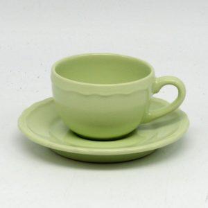 Tazzina caffè gress juliet verde