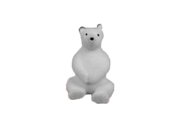 Orso Bianco Seduto