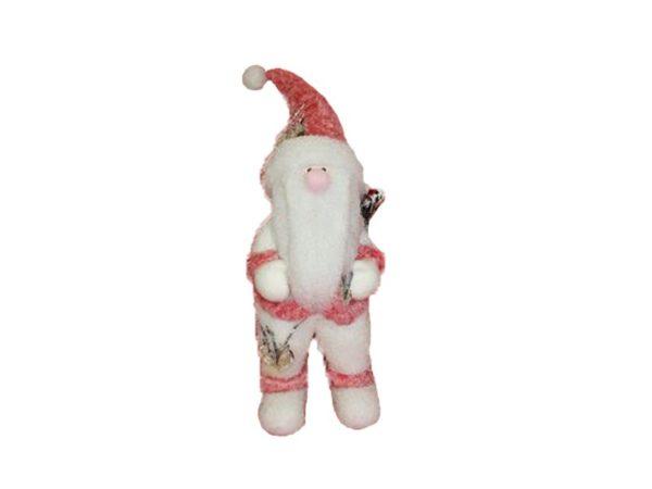 Babbo Natale con Legna
