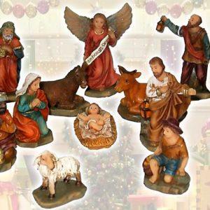 Mini Natività (13 pezzi)