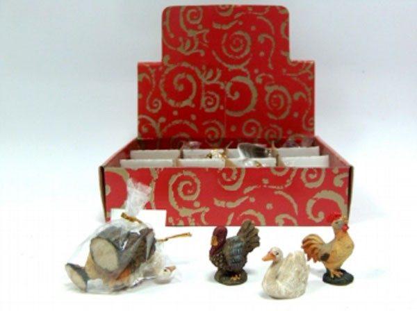 Set Animali Presepe
