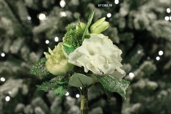 Bouquet Rosa con Glitter