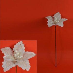 Fiore Juta Bianco