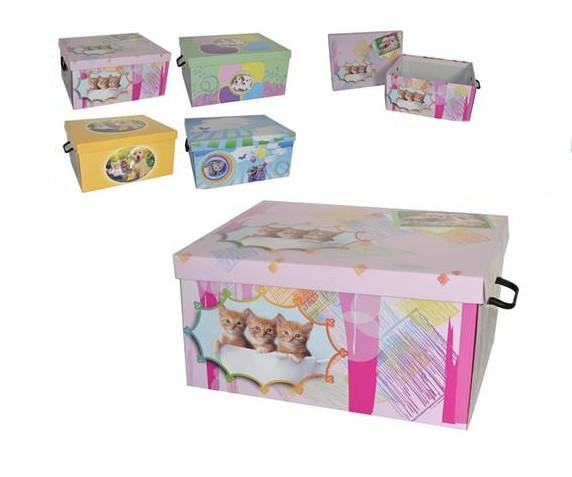 Box abiti in cartone