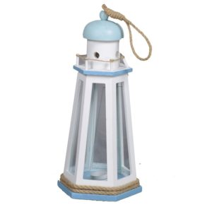 Lanterna in legno linea mare
