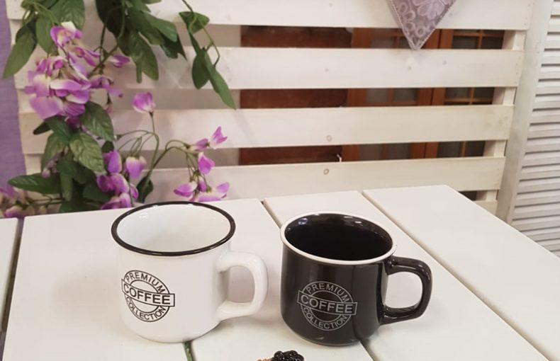 Set 6 Tazze Da Caffè Premium Coffee Collection