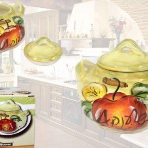 Contenitore in ceramica Apple