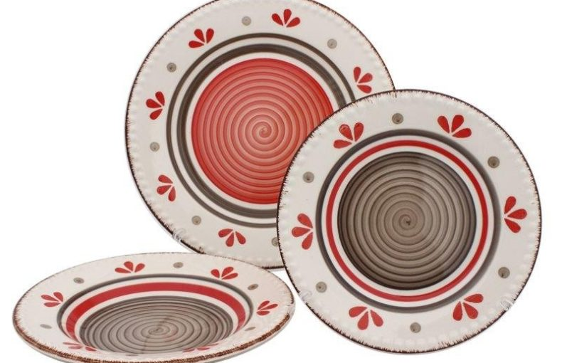 Set 18 pz servito tavola Marrakech