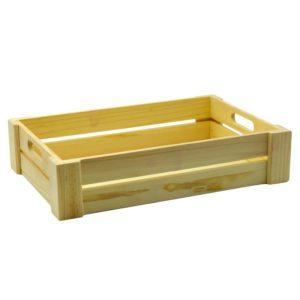 Cassette In legno Naturale Varie Dimensioni