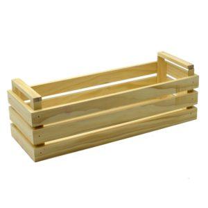Cassetti in legno naturale