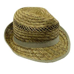 Cappello In Paglietta Uomo Modello Verdina