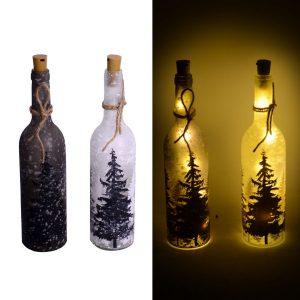 Decorazioni Bottiglie Natalizie.Addobbi Per Natale Archivi Ferrini Gift