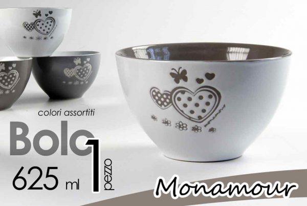 Set 2 Tazze Linea Monamour 625ml