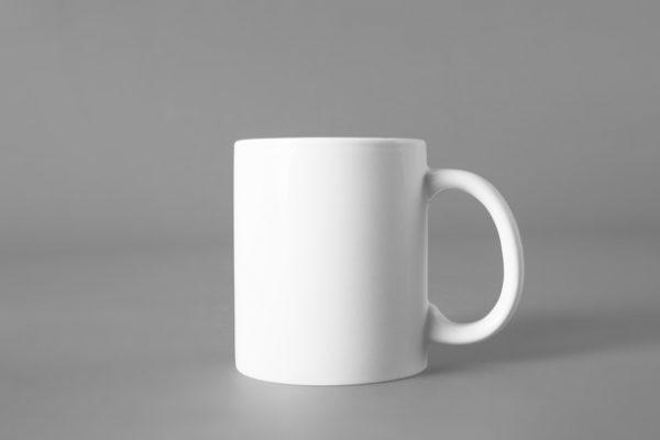 Tazzina Da Caffè Bianca Linea Les Matinales