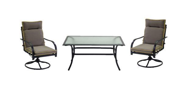 Combinazione Salotto Taranto Poltrone E Tavolino