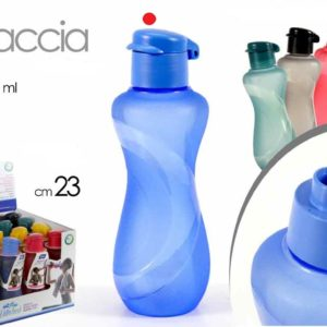 Borraccia In Celluloide Artificiale Capienza 500 ml