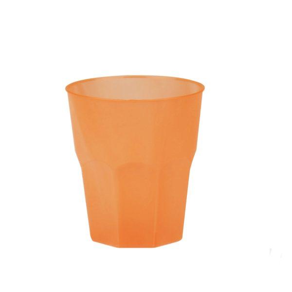 Set 18 Bicchieri Cocktail Linea USA & RIUSA 350cc Arancio