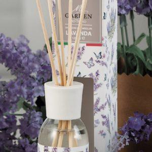 Diffusore Di Fragranza Con Midollini Linea My Garden