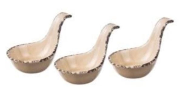Set 9 Ciotole In Ceramica Finger Food Linea Susy