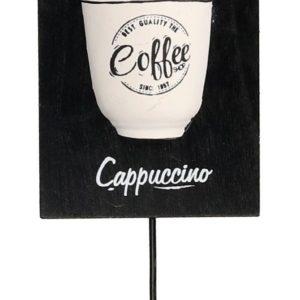 Appendino In Legno Ad 1 Posto Coffee