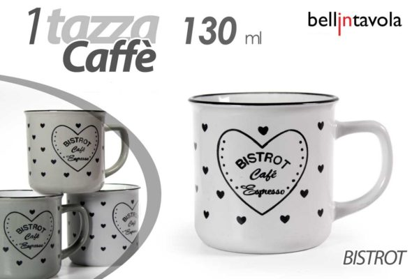 Tazzina Bistrot Cafè Espresso 130ml